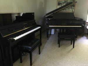 Studio Pianos